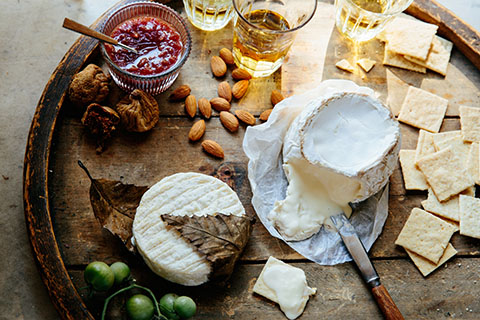 In-Home Cheese Classes
